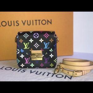 Authentic Louis Vuitton multicolor Heartbreaker